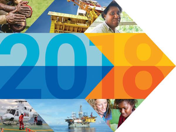 Horizon Oil Annual Report 2018